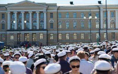 AKADEMISKT VOLONTÄRARBETE