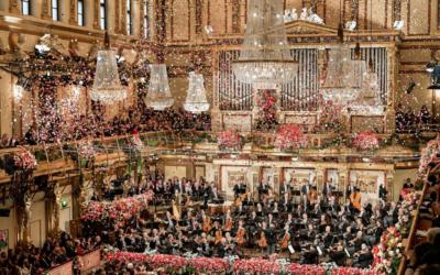 (PERUTTU) Uusivuosi Wienissä 28.12.2020-1.1.2021