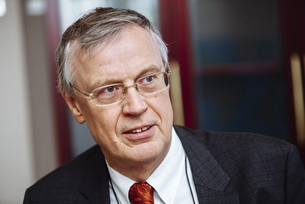 FNB intervju med Peter Stenlund ///