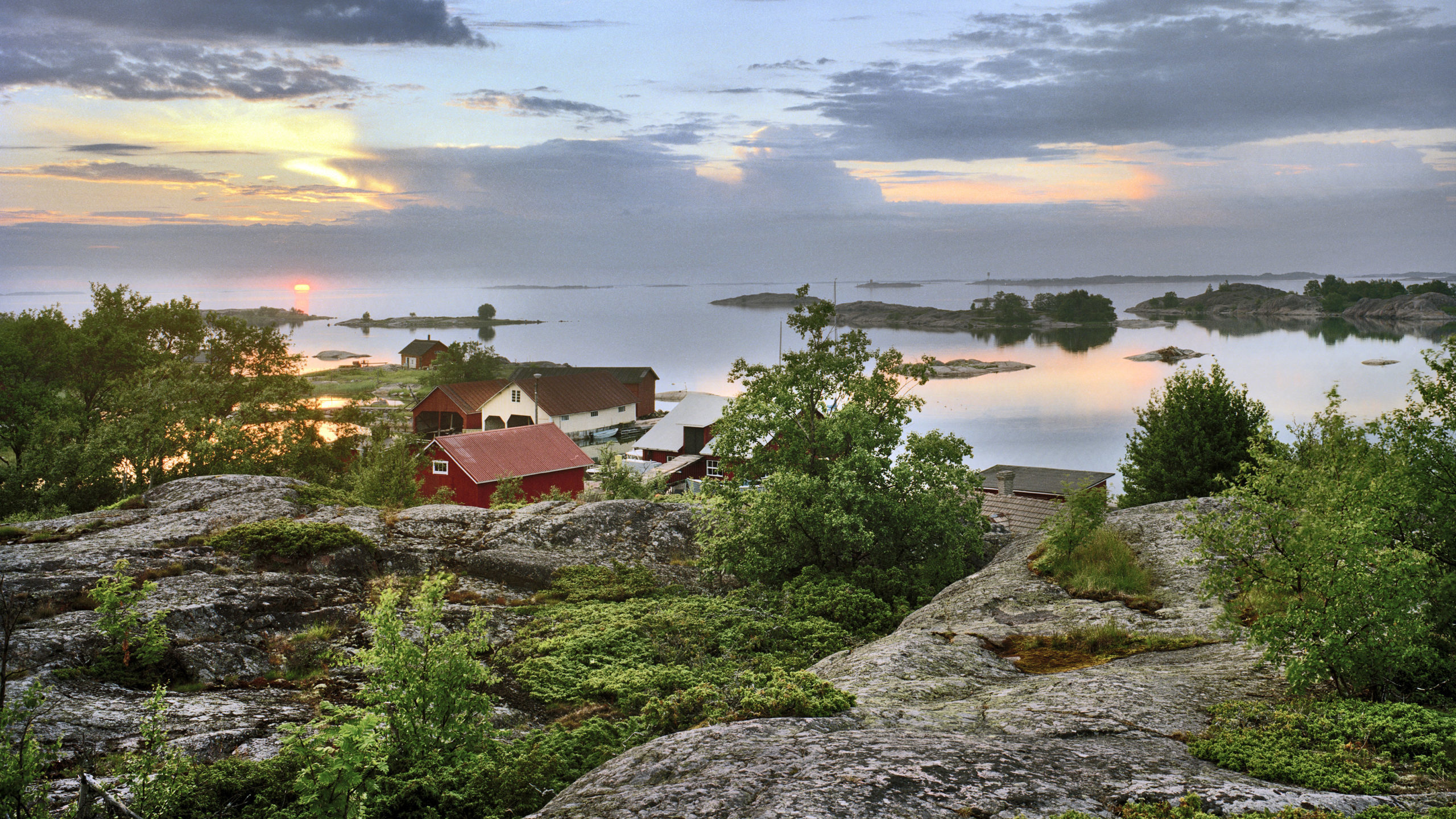 Pekka Turunen/Meren maa -Havets land