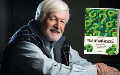 Decembers medlemsförmån: Beställ ett signerat exemplar av Arto Mustajokis nya bok