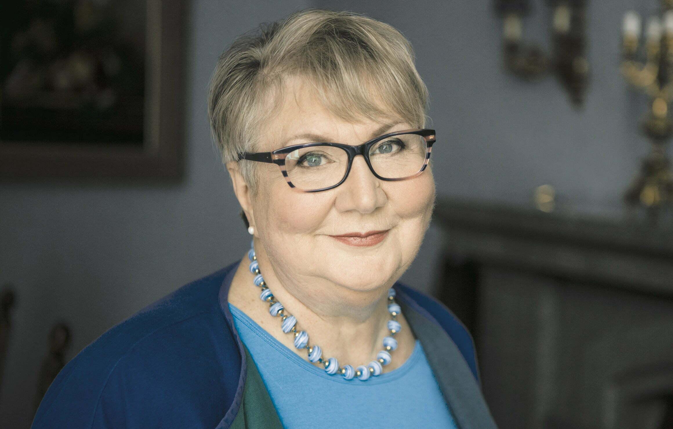 Anneli Kannon kirjailijakuva 2016, kuvaaja Marek Sabogal