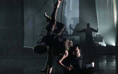 Kulturträff: Third Practice – dansföreställning