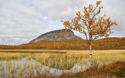 Kiehtova Kilpisjärvi 23.-28.9.2021
